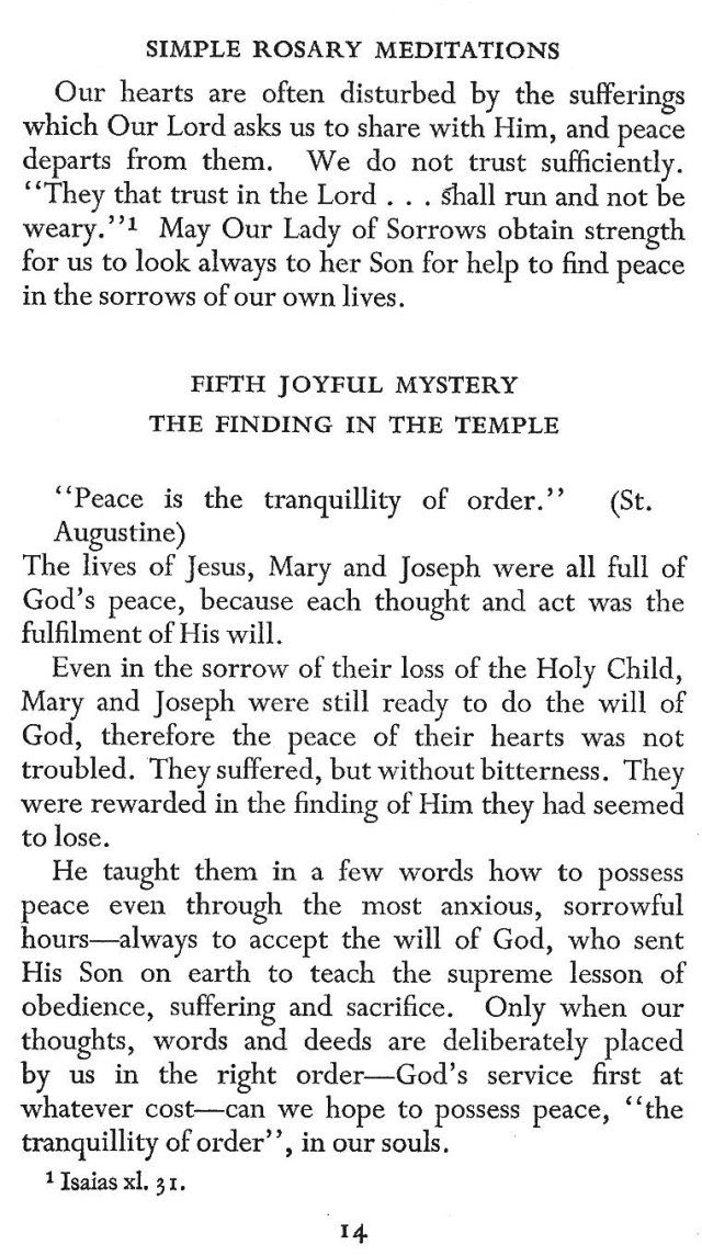Meditations for Peace 5