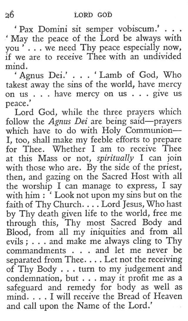 Prayers during Mass 14