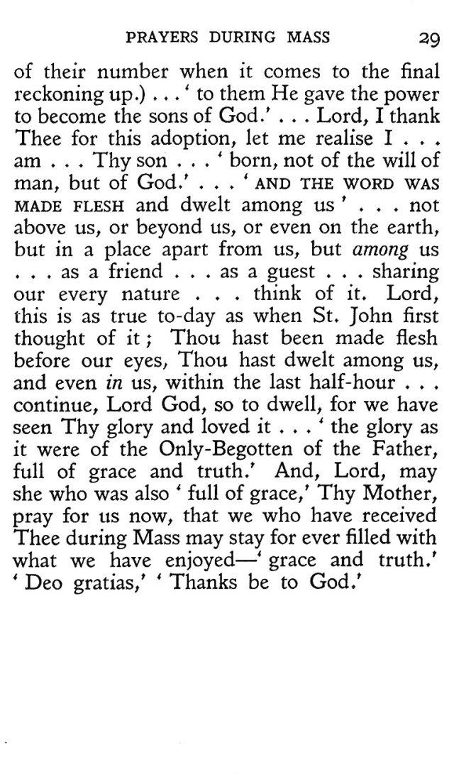 Prayers during Mass 17