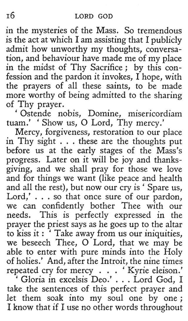 Prayers during Mass 4