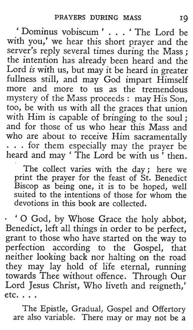 Prayers during Mass 7