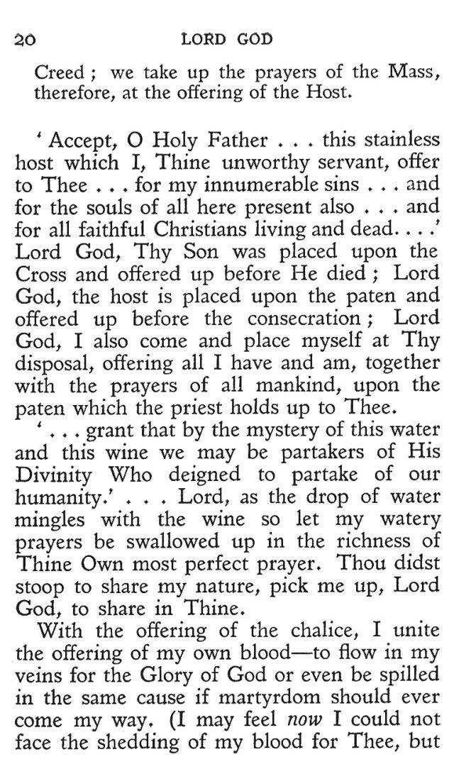 Prayers during Mass 8