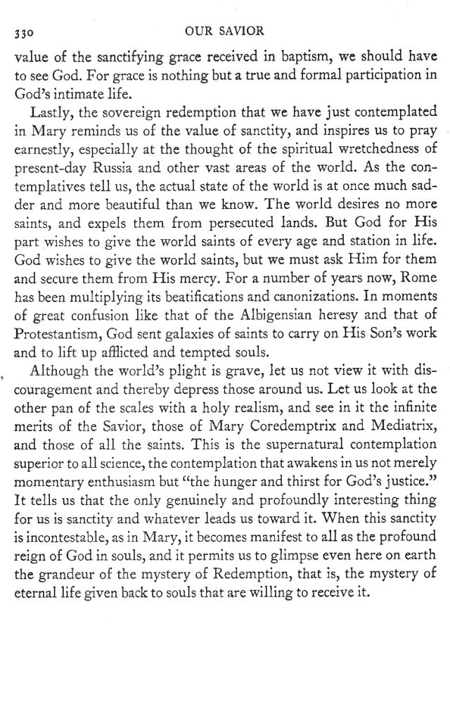 Sovereign Redemption and Its Fruits in Mary 10