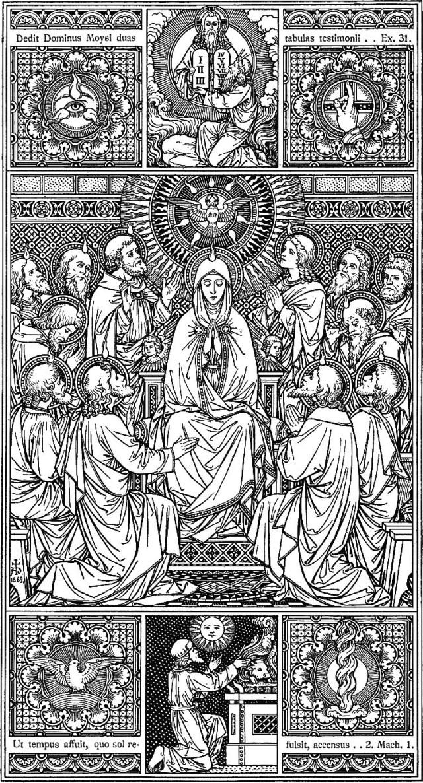 Maria Regina Apostolorum