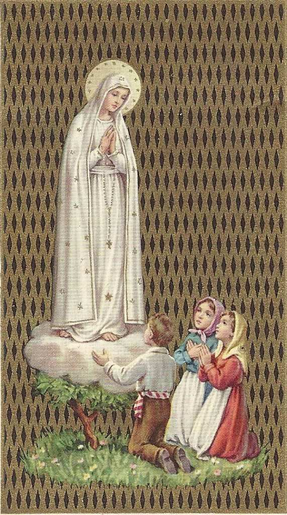 Our Lady of the Rosary at Fatima