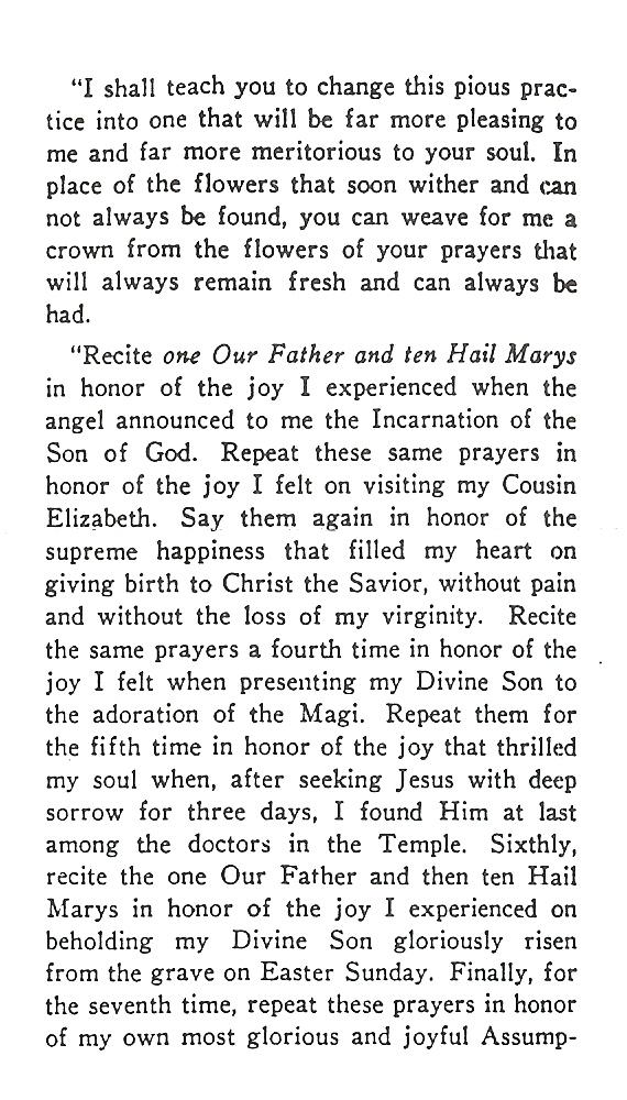 Seraphic Rosary 2