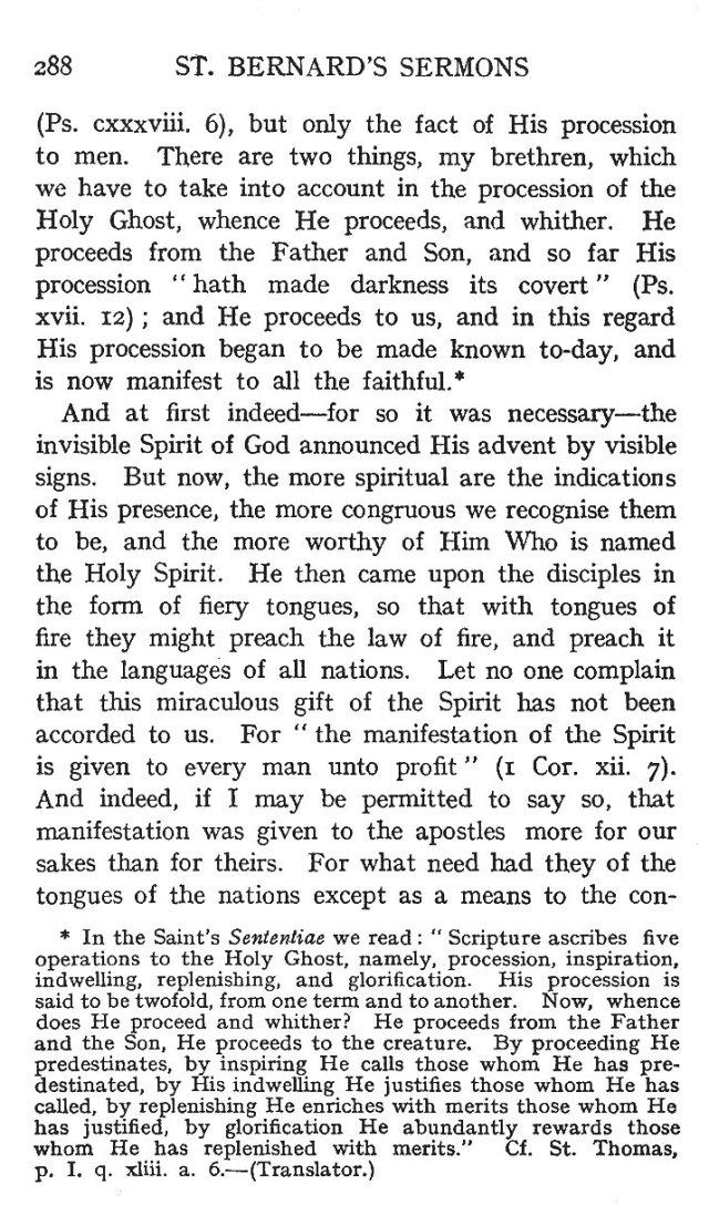 1st Pentecost Sermon 3