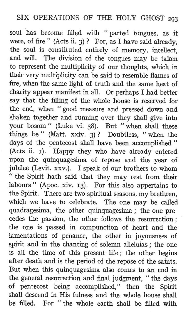 1st Pentecost Sermon 8