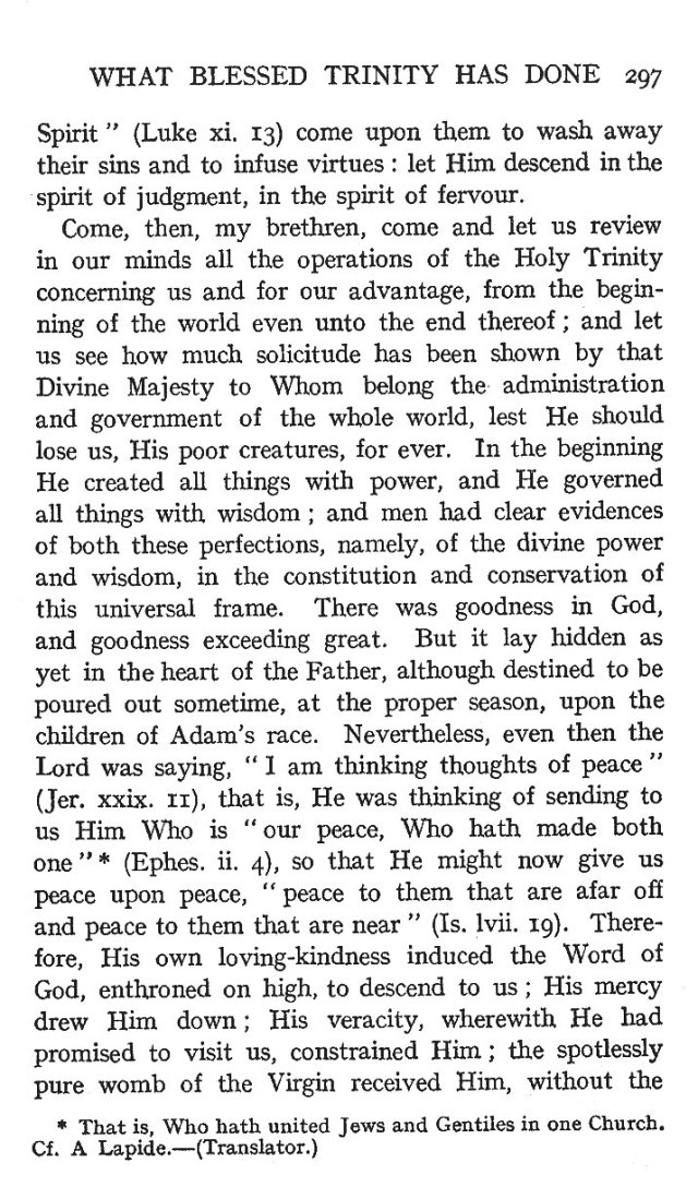 2nd Pentecost Sermon 3
