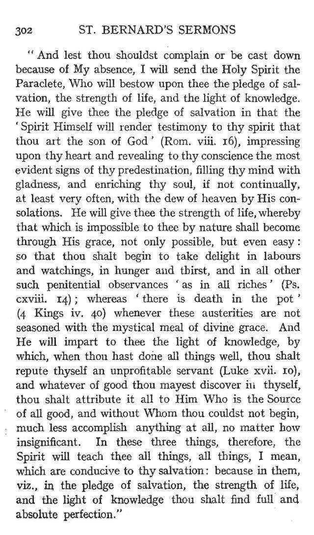 2nd Pentecost Sermon 8