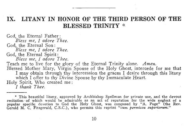 notes on the holy trinity by What is the doctrine of the trinity article by matt perman the doctrine of the trinity is foundational to the christian and holy spirit are distinct persons.