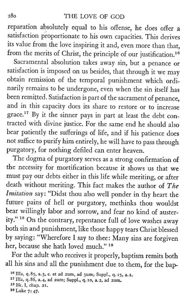 Mortification and the Results of Personal Sin 6