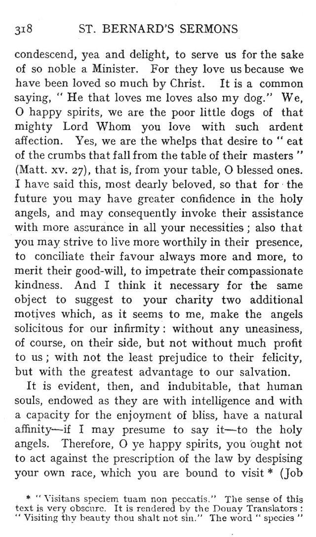 1st Sermon St. Michael 4