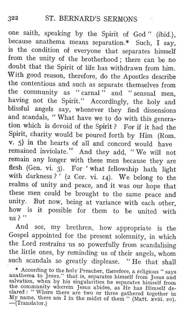 1st Sermon St. Michael 8