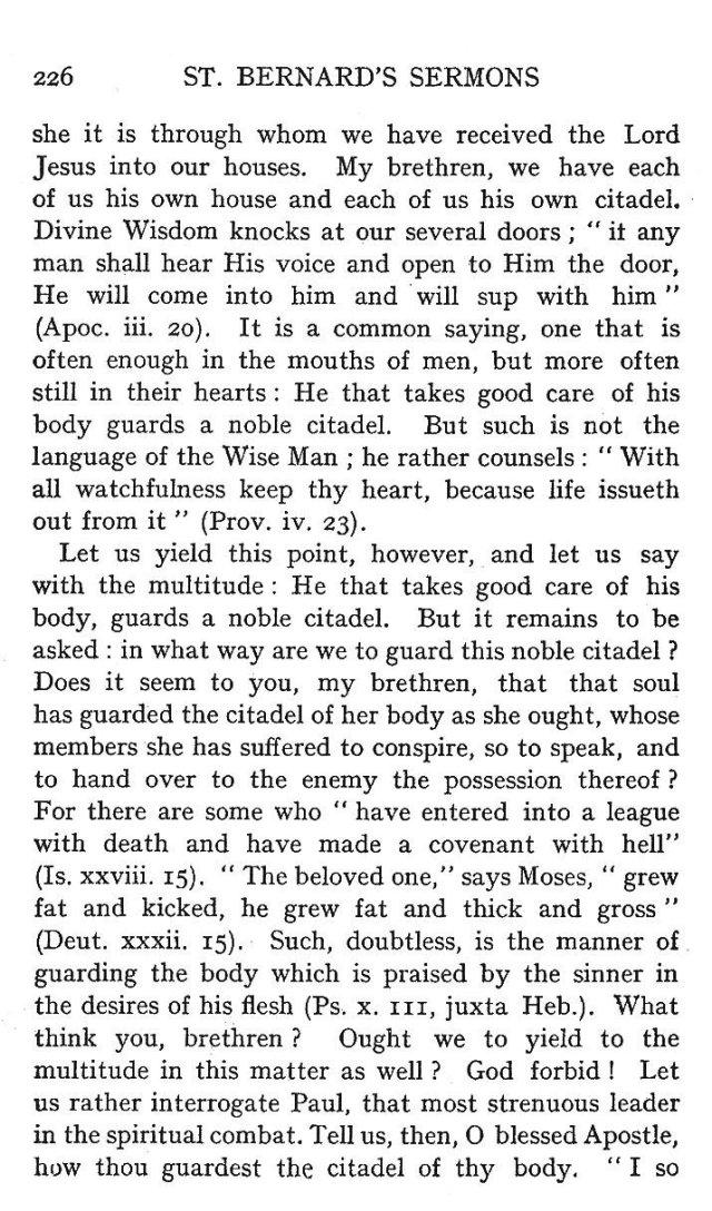 2nd Assumption Sermon 3