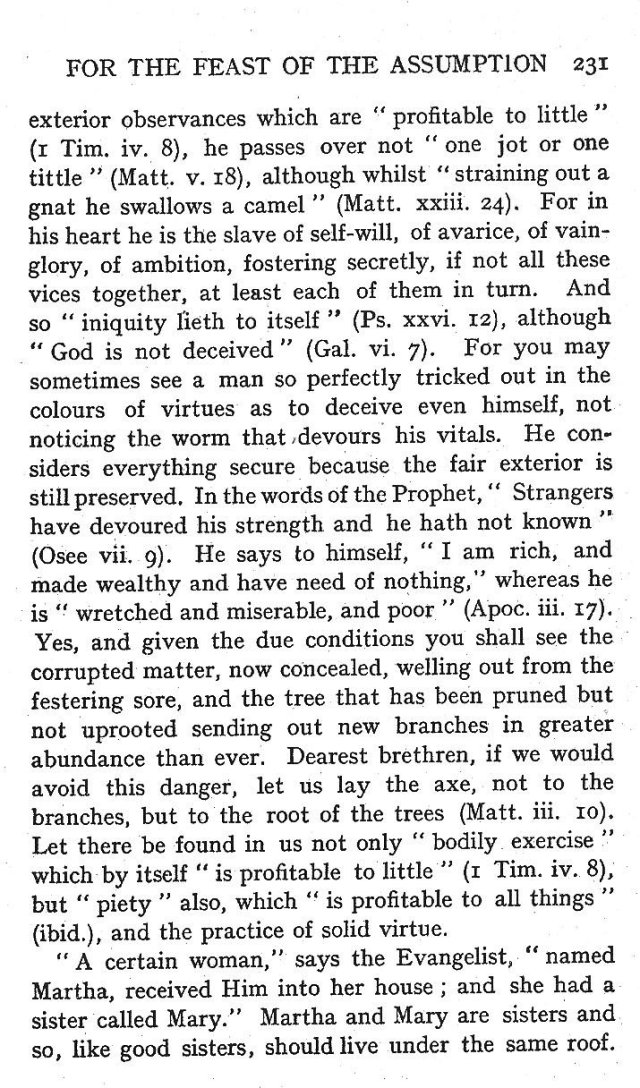 2nd Assumption Sermon 8