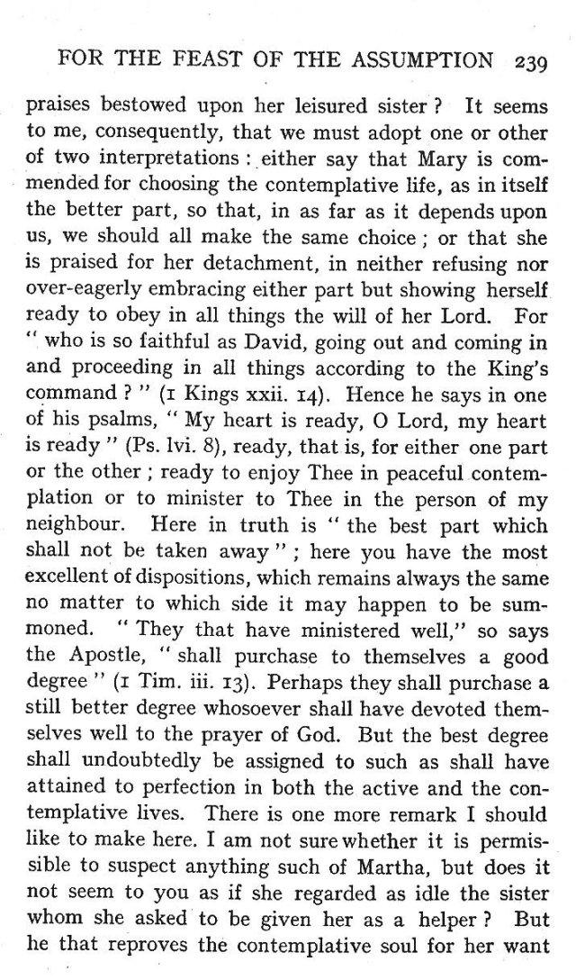 3rd Assumption Sermon 4