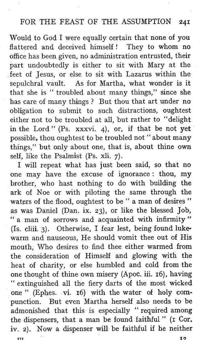 3rd Assumption Sermon 6