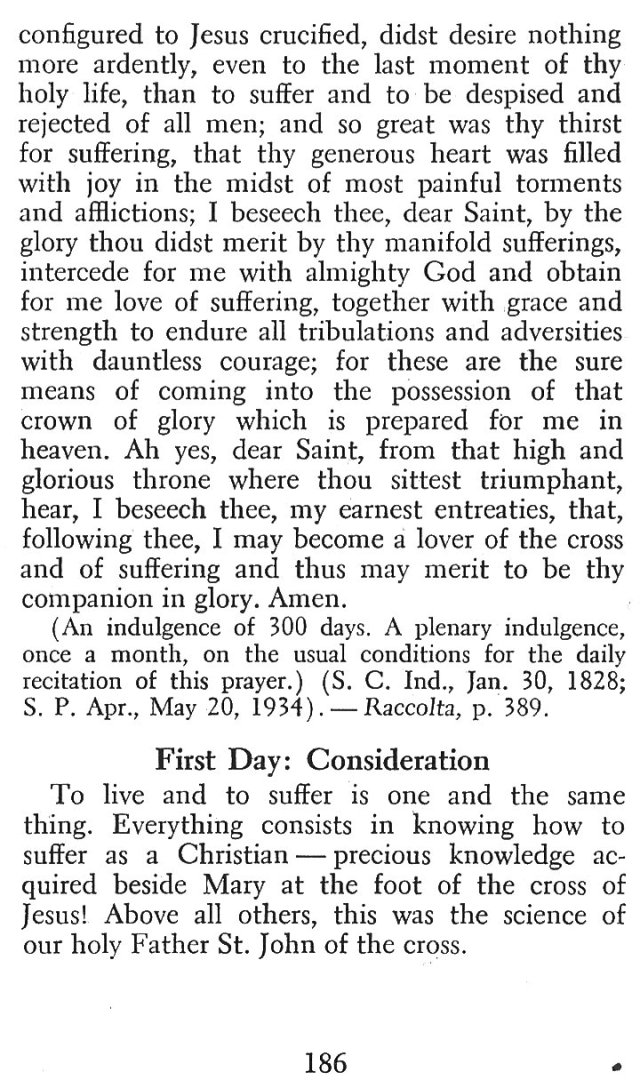 Devotions St. John of the Cross 3