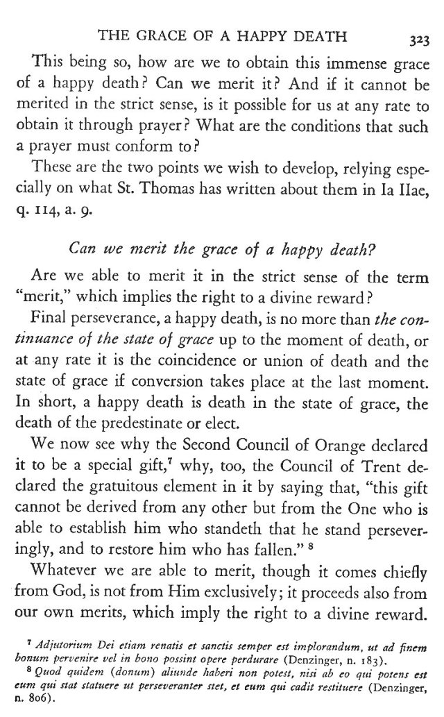 Grace of a Happy Death 7