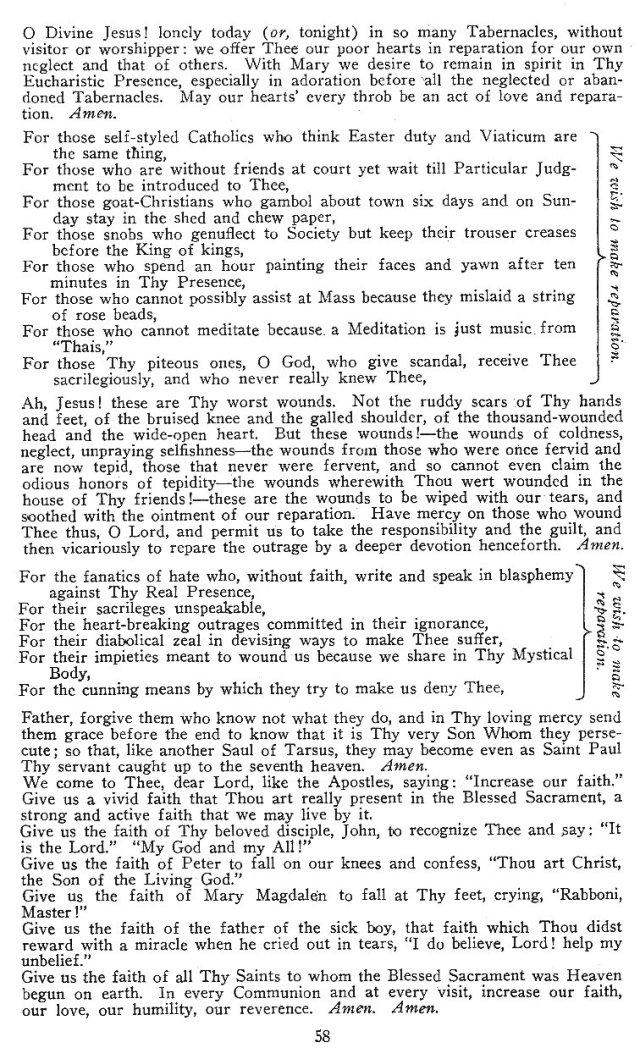 Litany of Reparation to Jesus-Hostia 2