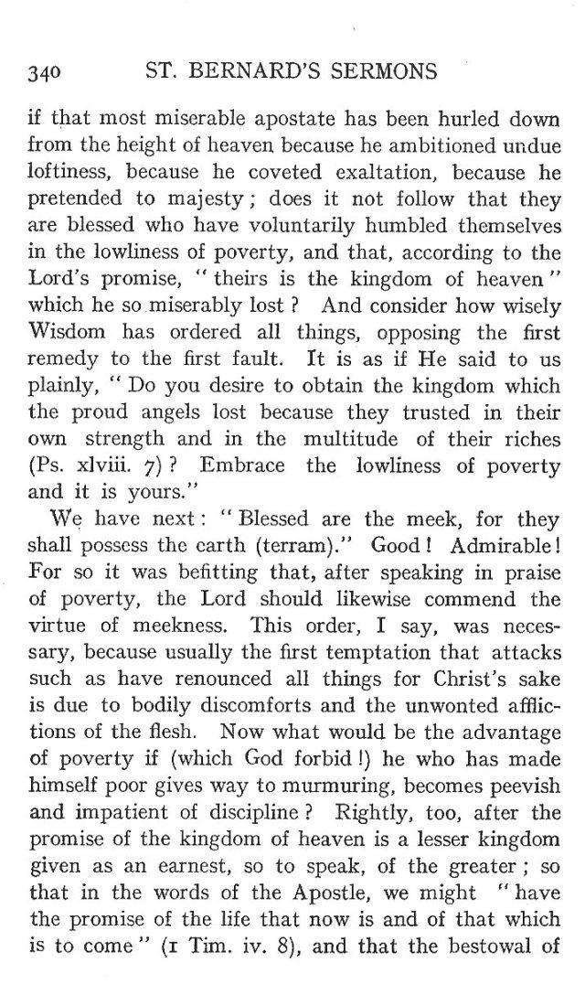 On the Eight Beatitudes 11