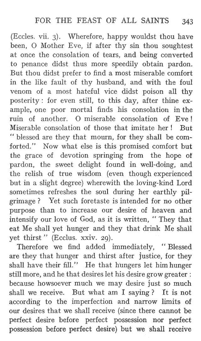 On the Eight Beatitudes 14