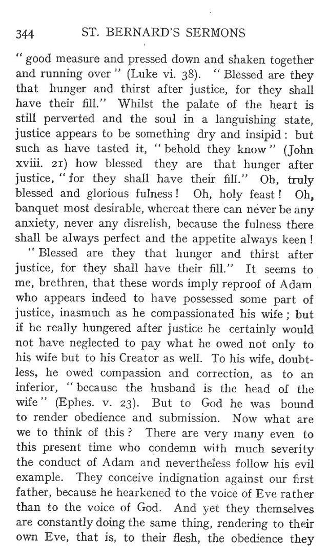 On the Eight Beatitudes 15