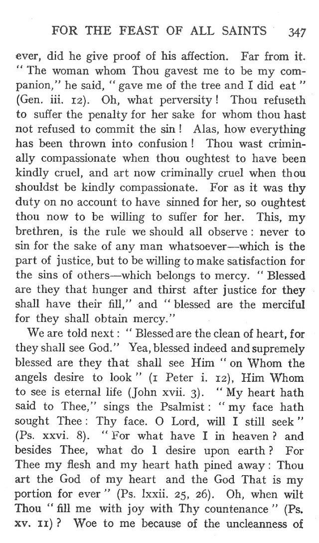 On the Eight Beatitudes 18