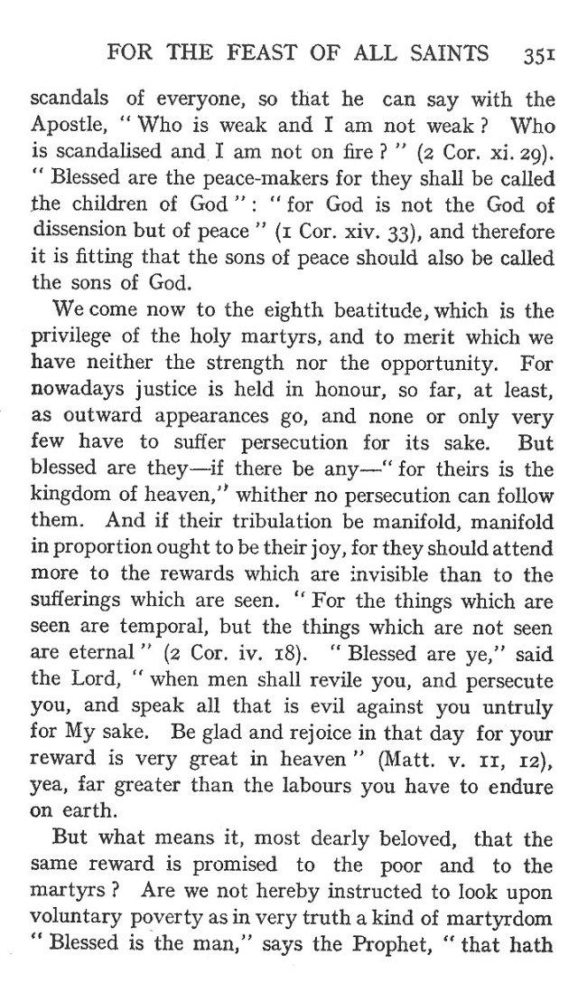 On the Eight Beatitudes 22