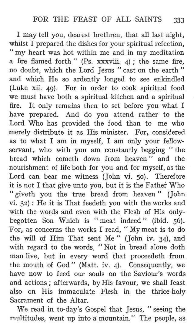 On the Eight Beatitudes 4