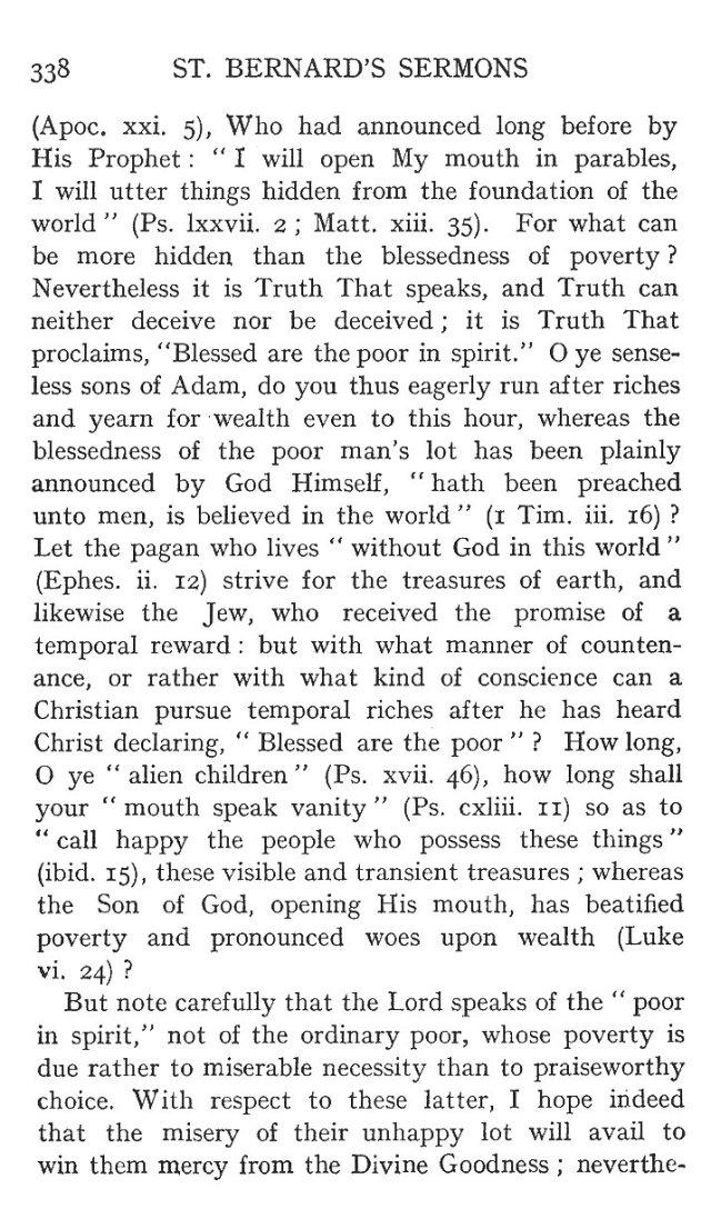 On the Eight Beatitudes 9