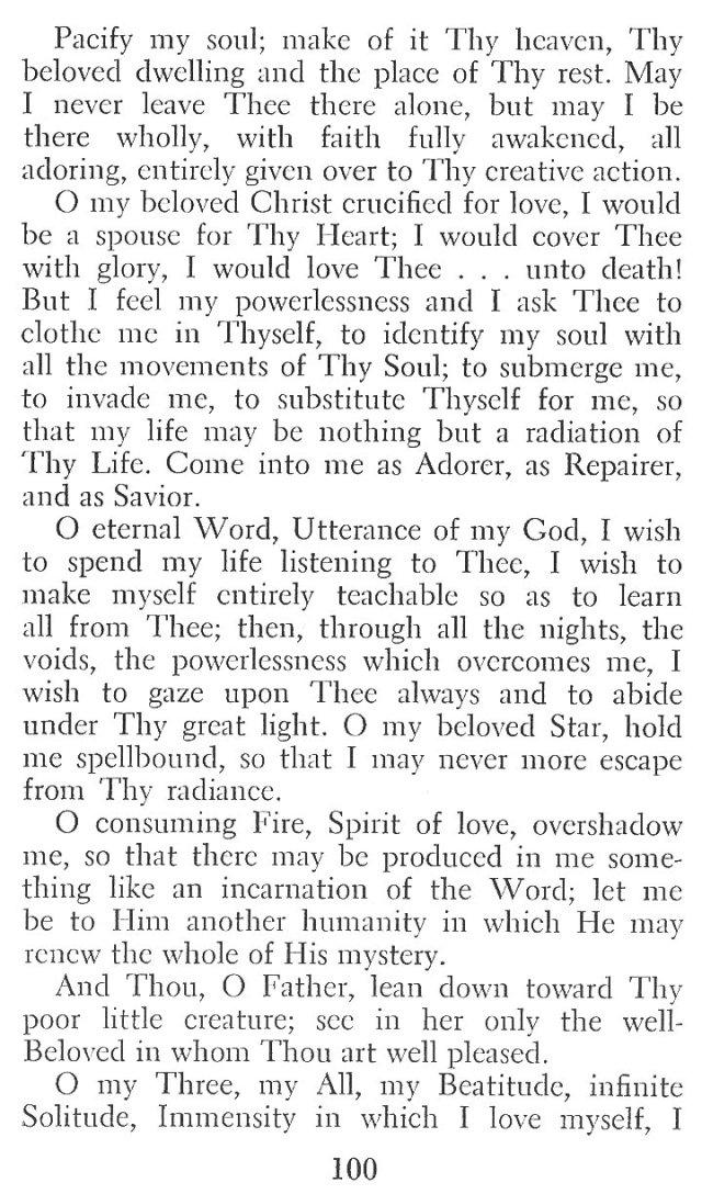 Prayer to the Holy Trinity 2