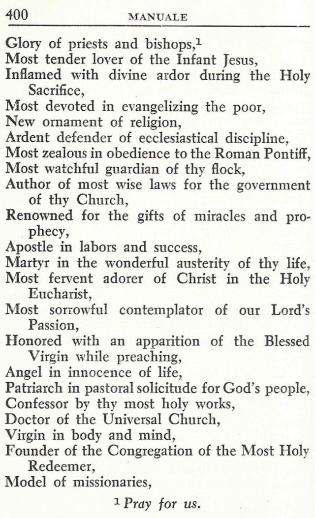 Prayers to St. Alphonsus 4