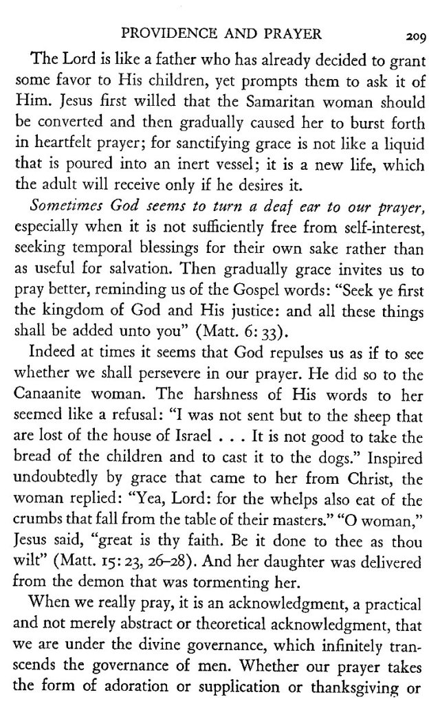 Providence and Prayer 6