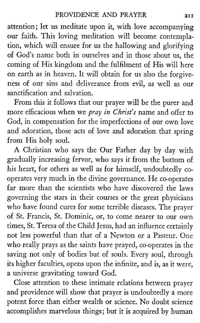 Providence and Prayer 8