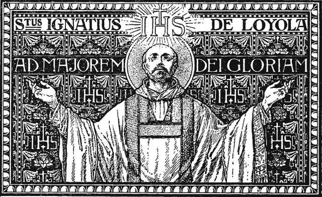 S. Ignatius de Loyola