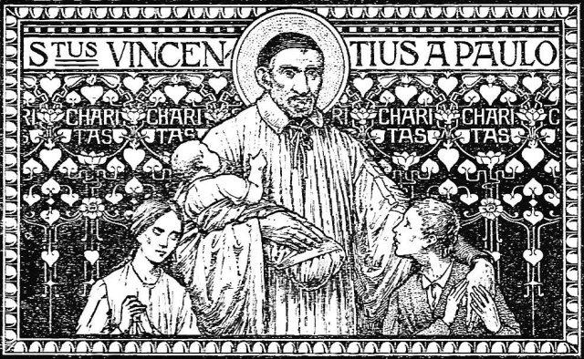 S. Vincentius a Paulo