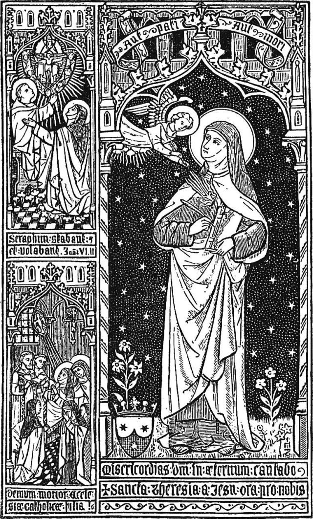 Saint Teresa of Jesus 4