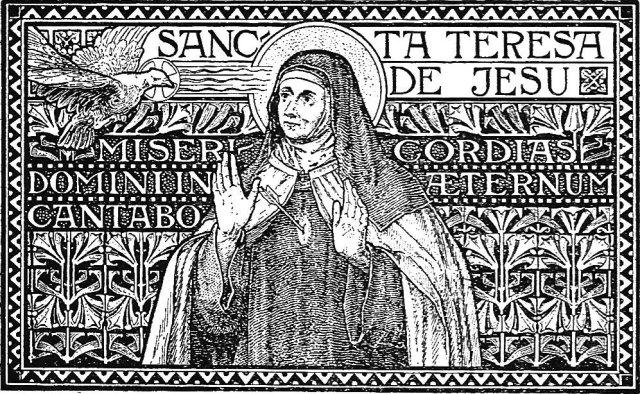 Sancta Teresa de Jesu