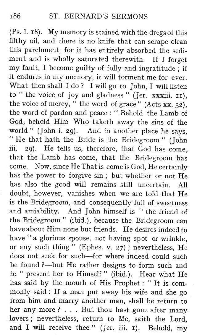 St. John Sermon 14