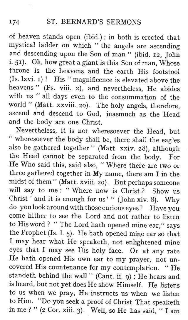 St. John Sermon 2