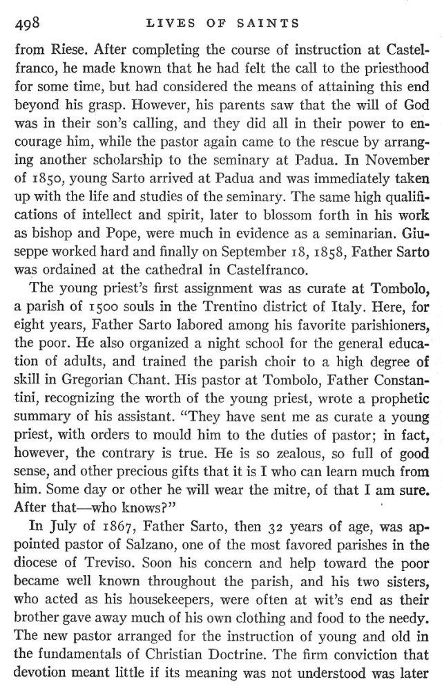 St. Pius X Life 2
