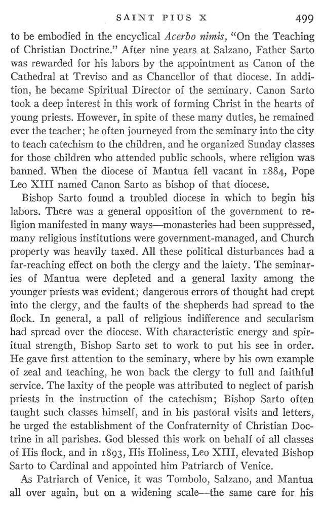 St. Pius X Life 3