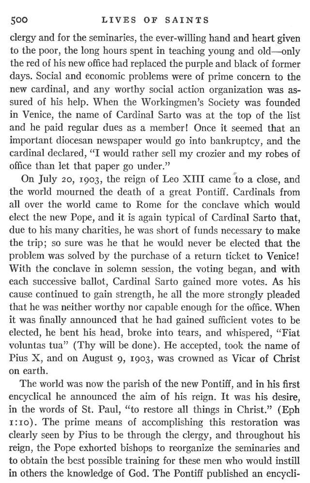 St. Pius X Life 4