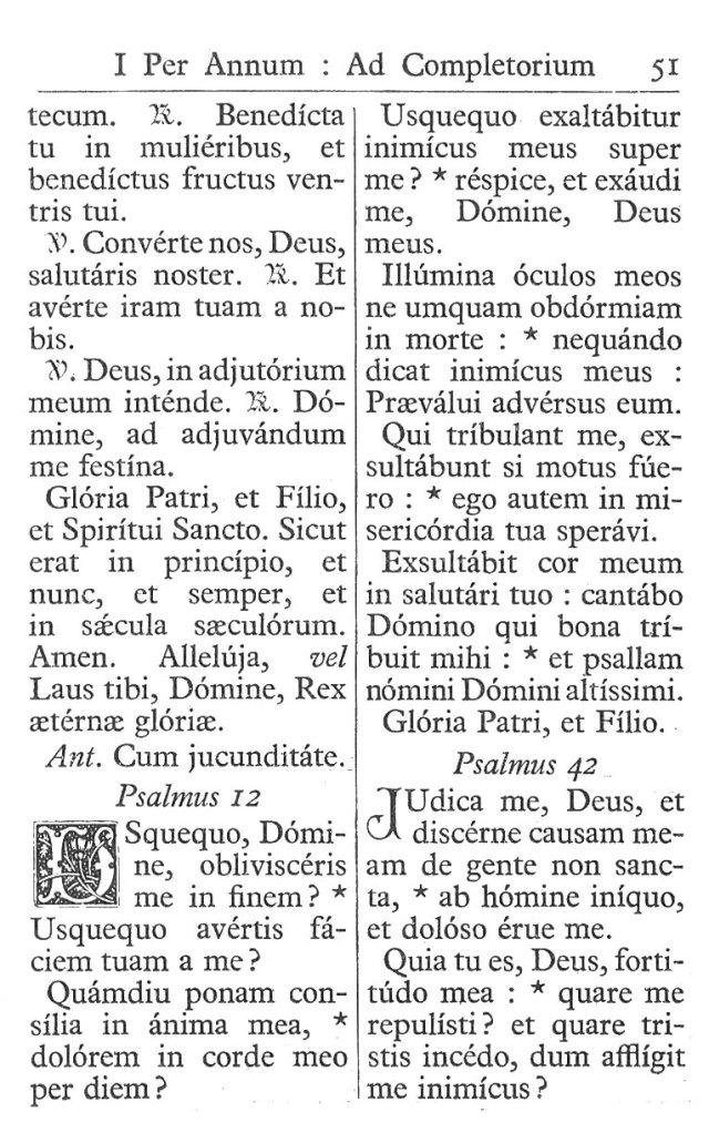 Officium Parvum B. Mariae Virg. 51