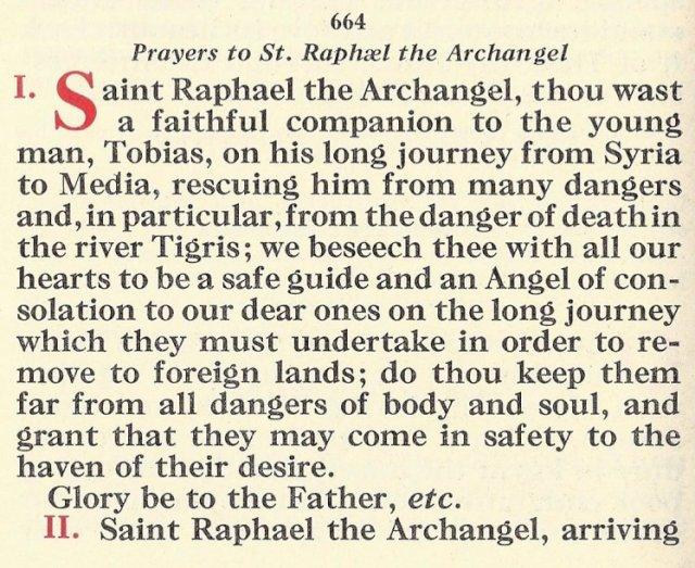 St. Raphael Raccolta 3