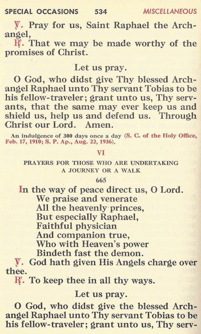 St. Raphael Raccolta 5