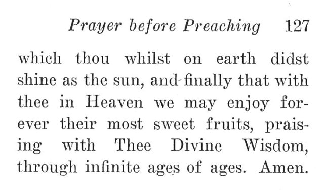 Prayer to Thomas, Patron of Catholic Schools 2