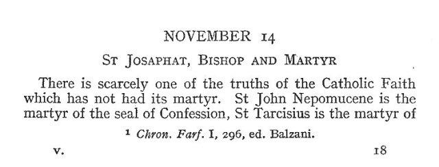 S. Josaphat 1